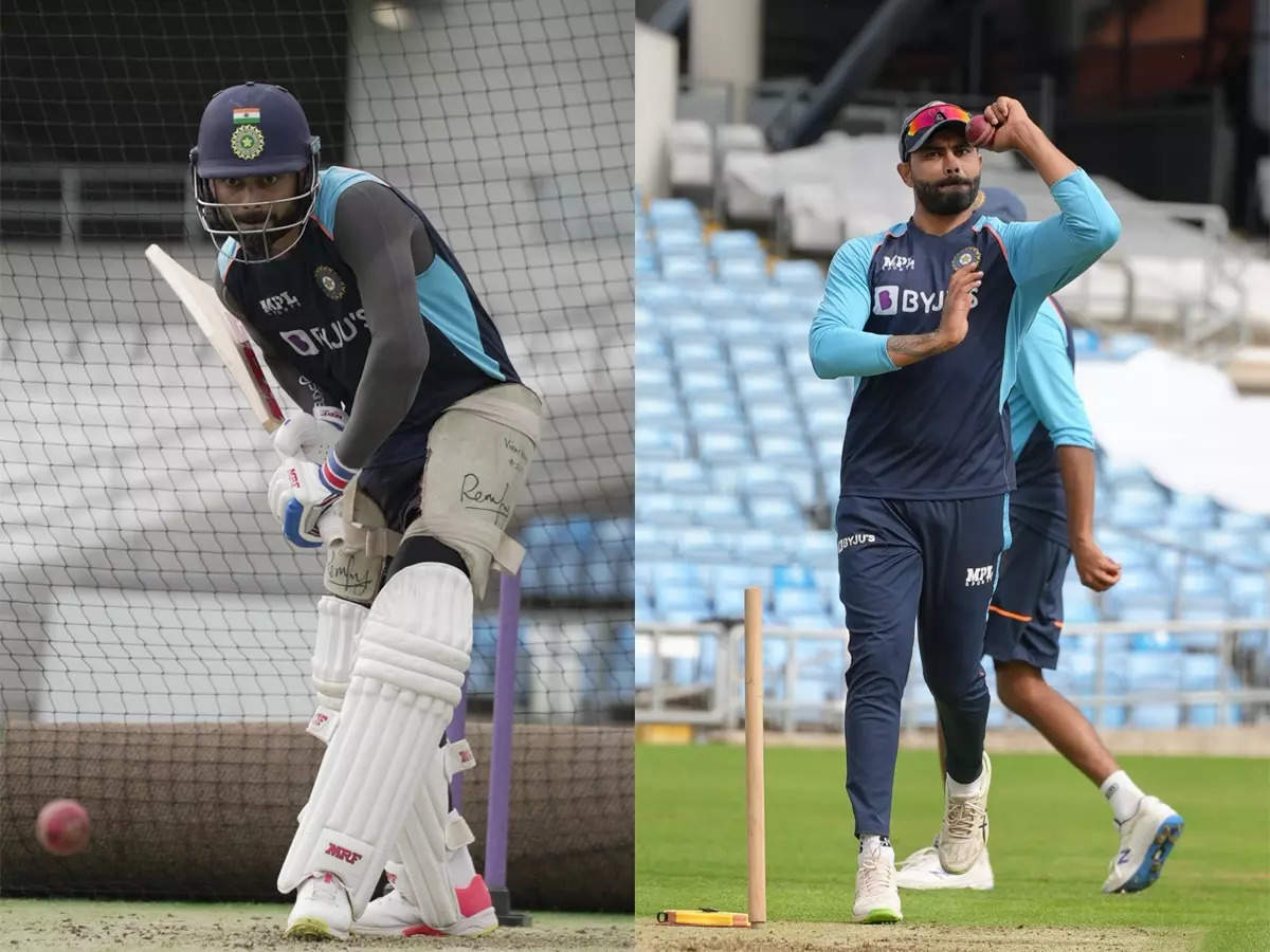 India v England 2021: Indian team participates in first practice session at Headingley: ENGvIND