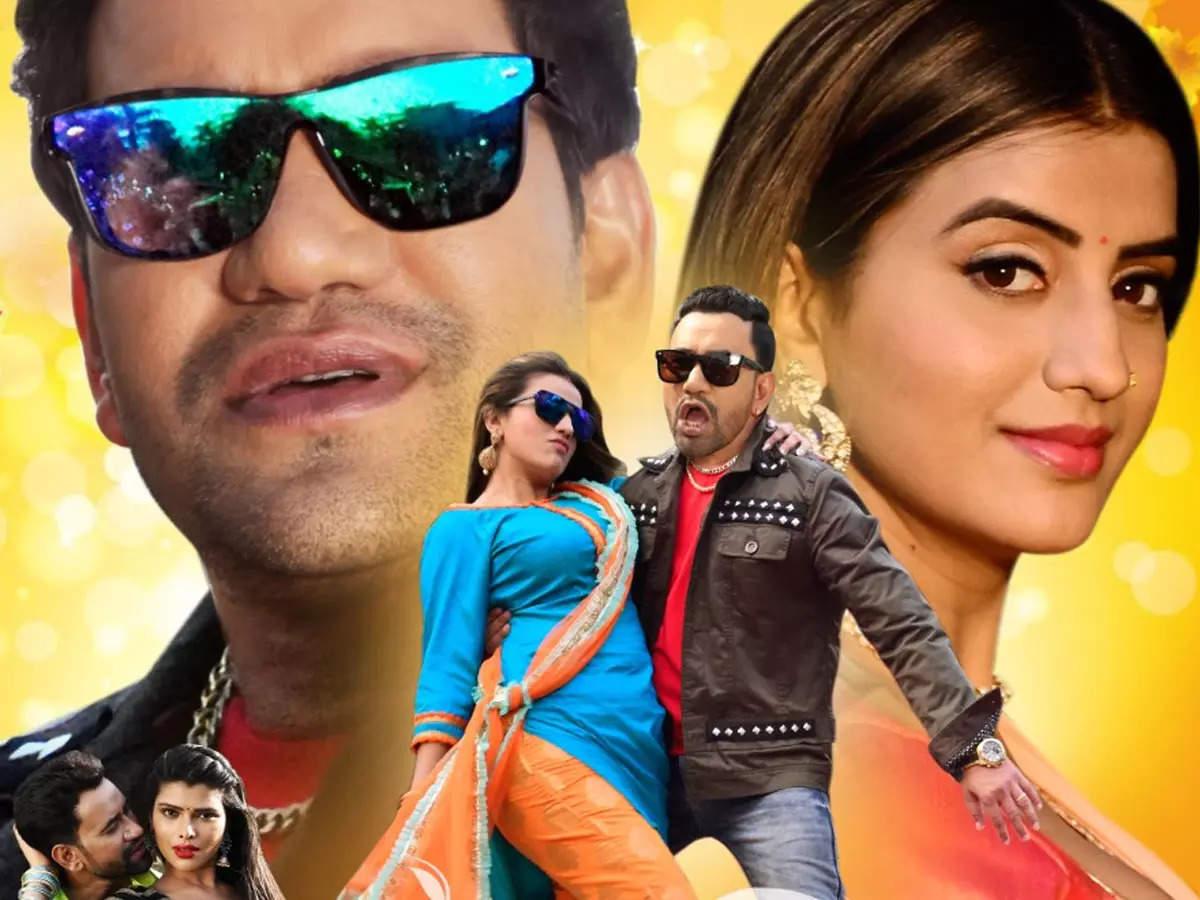 Akshara Singh Bhojpuri movie Jaan Lebu Ka: Dinesh Lal Yadav and Akshara Singh Movie: Nirhua and Akshara will be seen on the big screen after a long time in the movie 'Jaan Lebu Ka'.