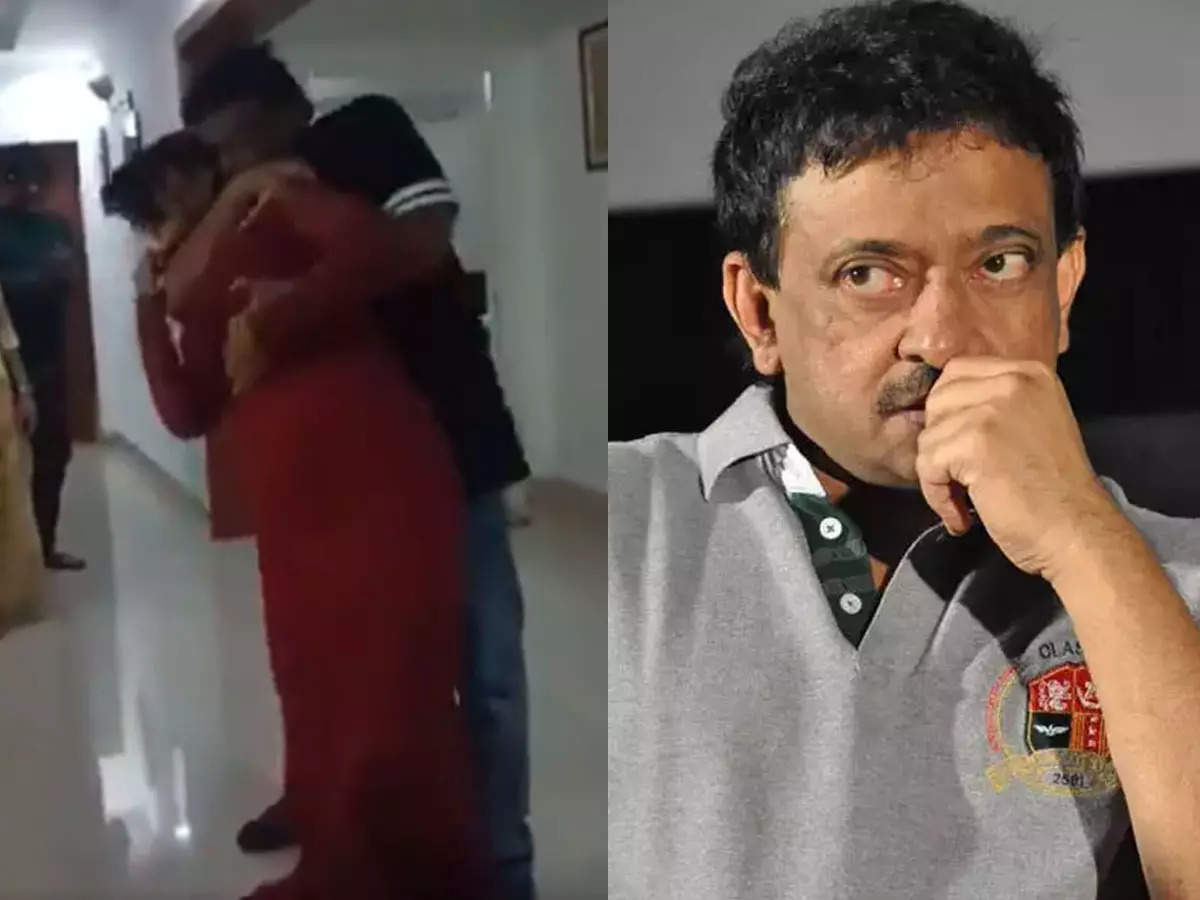 Ram Gopal Varma after viral video Explanation: Ram Gopal Varma Dance with girl Video: A video of Ram Gopal Varma is going viral on social media.  In this he is dancing unconsciously with the girl.