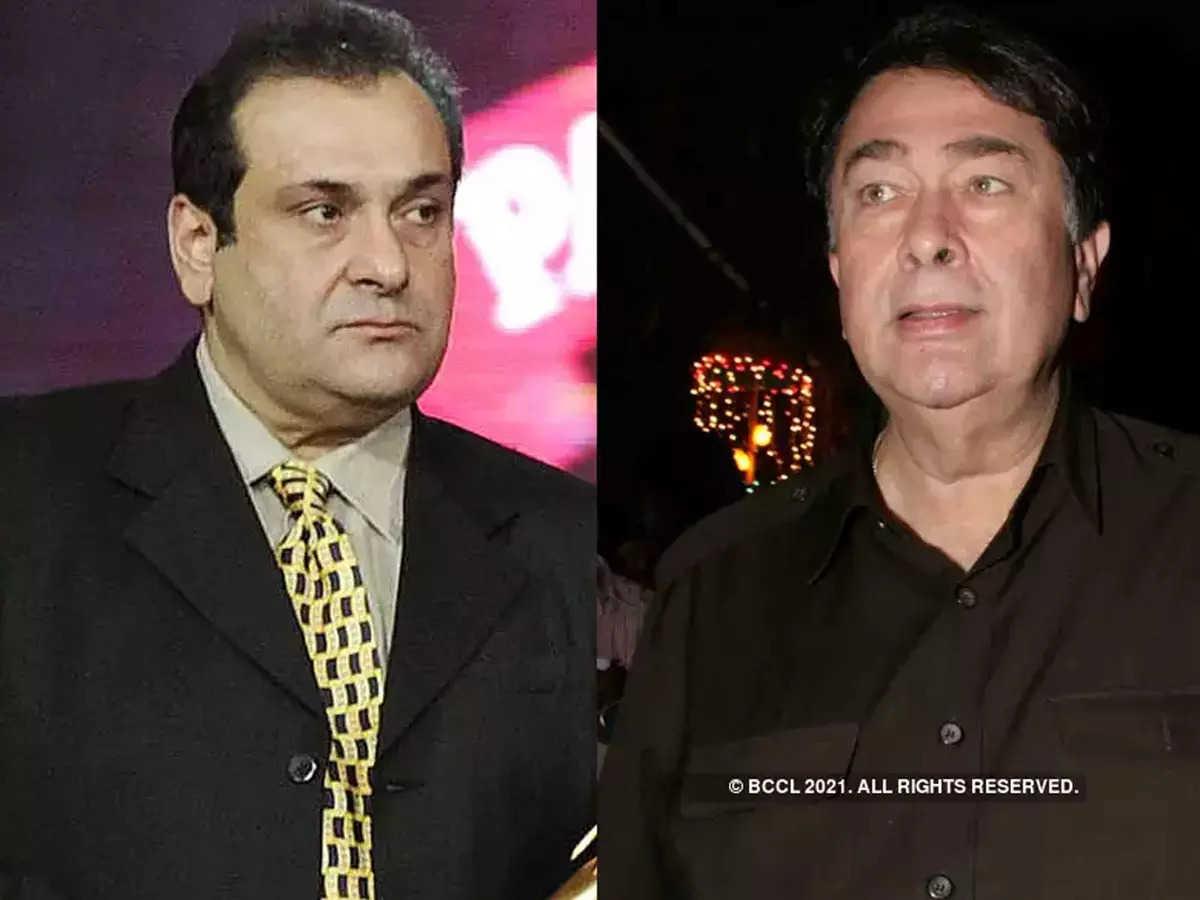 Randhir Kapoor's brother Rajiv Kapoor: Rajiv Kapoor failed marriage: Rajiv Kapoor married Aarti Sabharwal in 2001 but the marriage broke up in just two years.