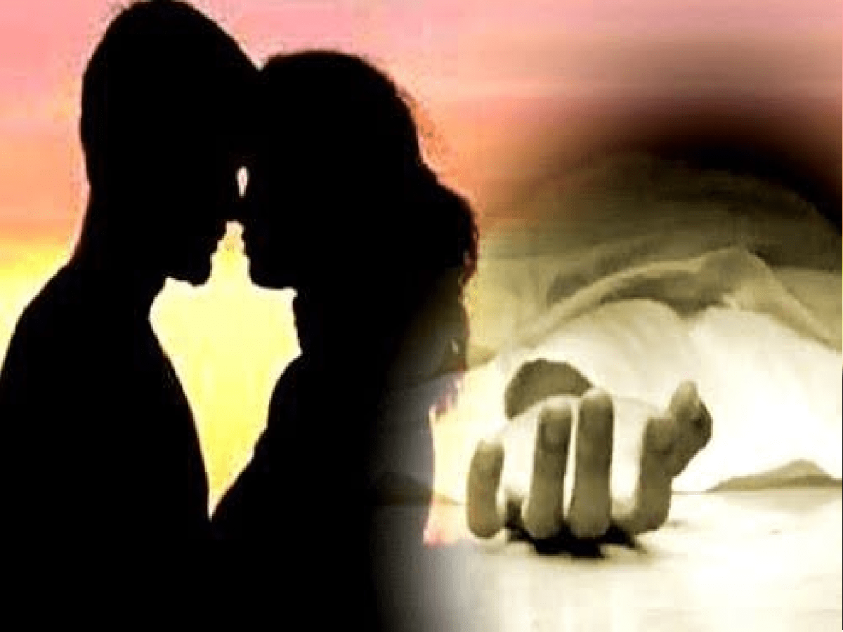 Bihar News: Ara police sent a woman to jail for killing her husband along with her boyfriend