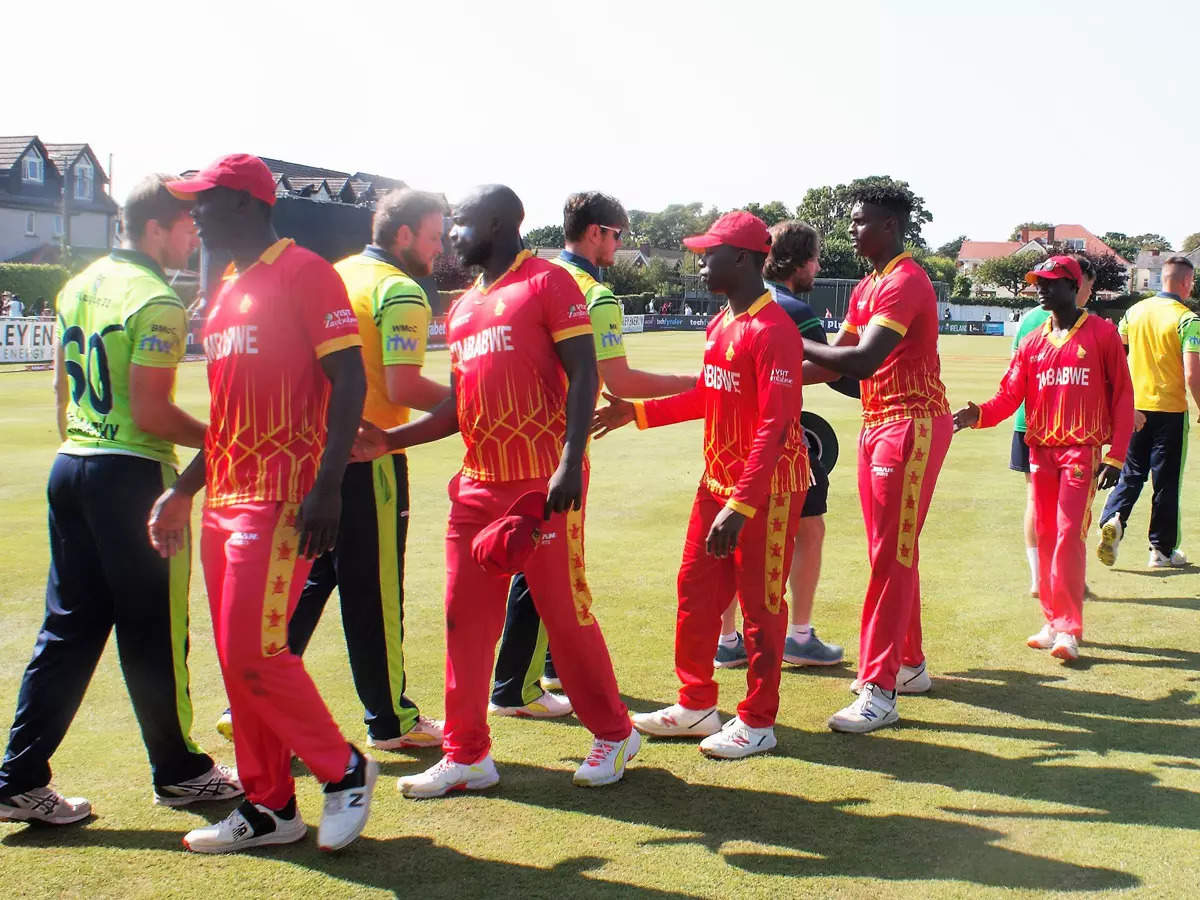 Zimbabwe beat Ireland in thrilling T20;  Fast bowler Richard Nagarwa shone as Zimbabwe beat Ireland;  6 runs needed in the last over, Richard Nagarwa gave Zimbabwe a thrilling 3-run victory over Ireland