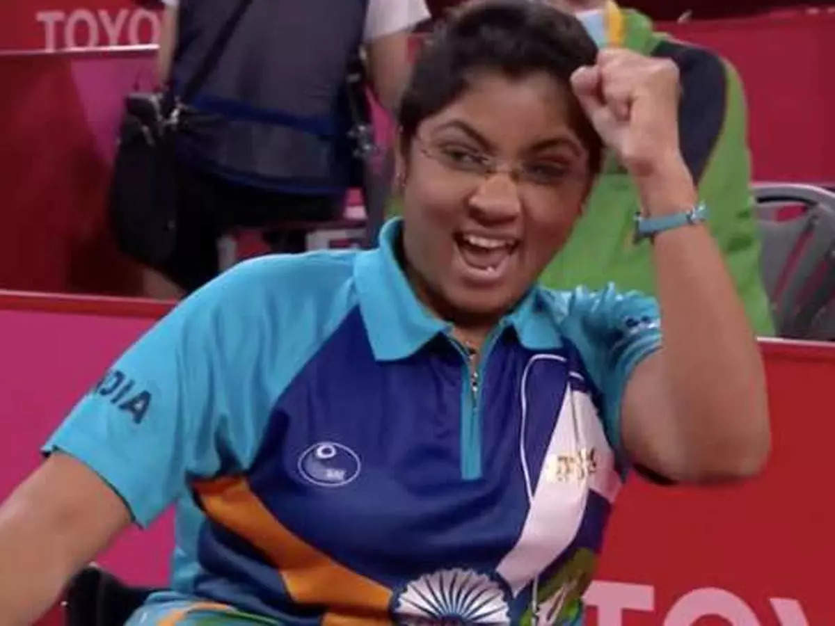 Bavina Patel enters final: Tokyo Paralympics: Bhavinaben makes history, becomes first Indian woman to reach table tennis final – Bhavinaben Patel makes history storm in final Tokyo Paralympics