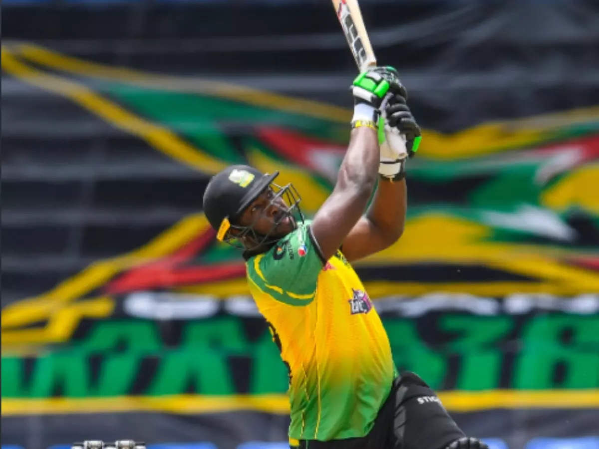 Andre Russell's fastest half-century: Watch the video and Russell hit the fastest half-century in cpl history, hitting JP Duminy's record of 15 balls off 14 balls