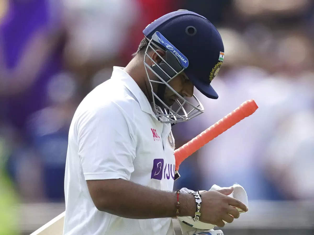 Shabh Pant's poor performance in England: Rishabh Pant's poor performance in Test series against England;  Rishabh Pant's performance in England: 4 matches, 7 innings, hero How Shabab Pant turned from 'hero' to 'villain'