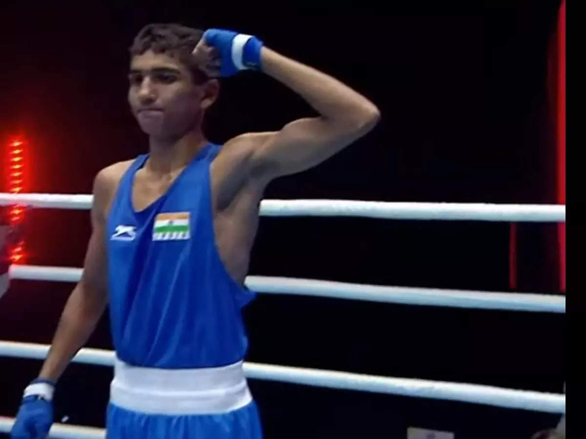 India in Asian Junior Boxing: Three gold medals for India in Asian Junior Boxing