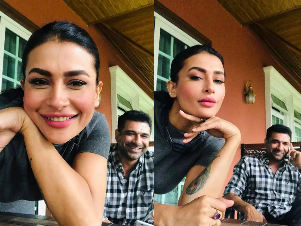 Pavitra Punia shared a photo with Ejaz Khan and he says it is so beautiful, what can I do