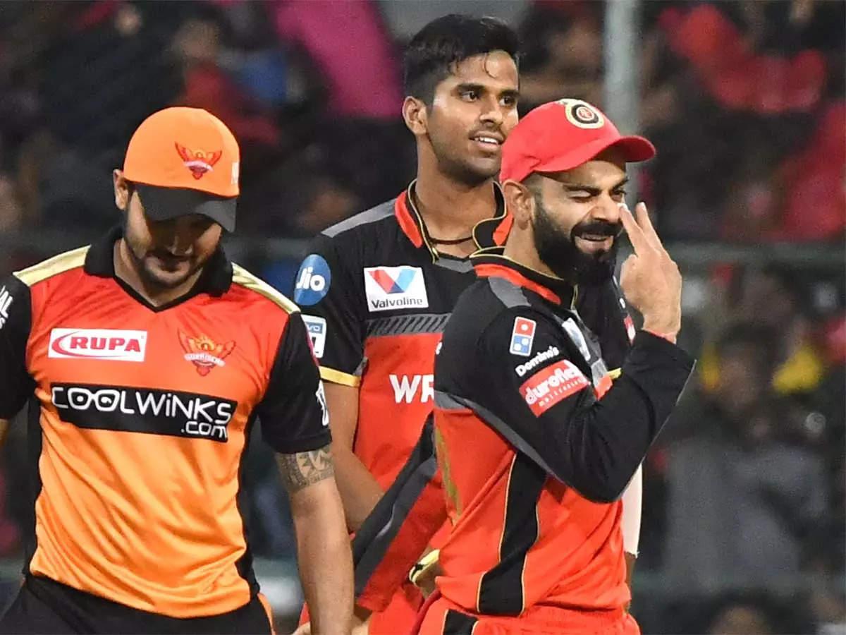Virat Kohli-led Royal Challengers Bangalore take a big hit from the beautiful IPL 2020 in Washington