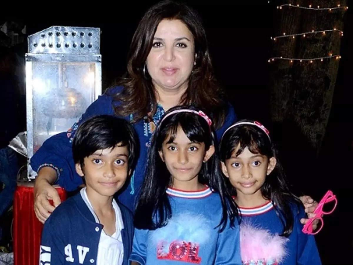 Farah Khan Arbaaz Khan pinches Bollywood: Video: 'Why are fat kids so dry?', Farah Khan responds to trolls – Farah Khan responds to trolls correctly Watch Video