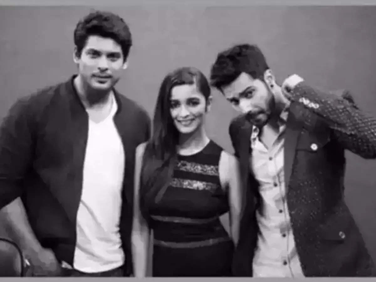 Alia and Varun mourn Siddharth Shukla's death, 'Humpty Sharma Ki Dulhania' co-stars Alia Bhatt and Varun Dhawan mourn Siddharth Shukla's death