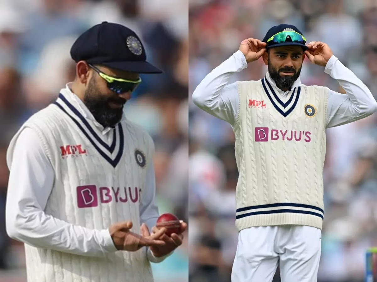 Virat Kohli sad face: When he wanted to tighten the screws, Kohli looked helpless, otherwise the match would have been a fistfight.