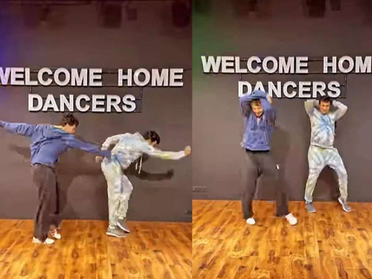 Tiger Shroff Dance On Manike Mange Hithe: Tiger Shroff Awesome Dance On Sri Lankan Song Manike Mange Hithe Viral Video And Hrithik Roshan Comment- Video: Tiger Shroff Awesome Dance On Sri Lankan Song, Video Goes Viral