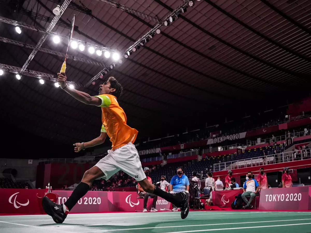 Pramod Bhagat Gold Medal: Pramod Bhagat won the gold medal and Manoj Sarkar won the bronze medal in badminton at the Paralympics.