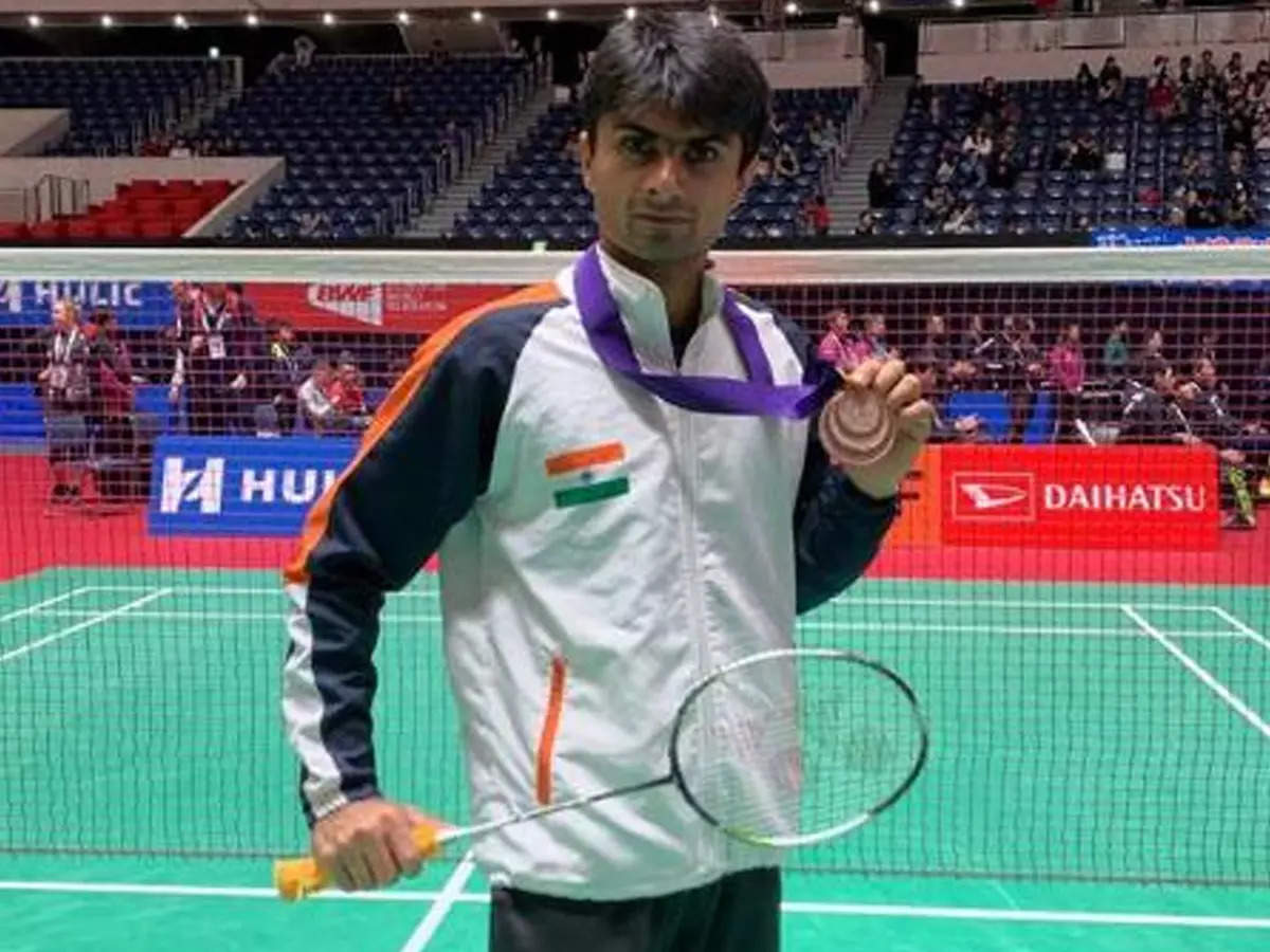 Tokyo Paralympics Suhas Lee: Tokyo 2020 Paralympics: District Magistrates' Responsibility, Practice till 1pm … Example is the story of Suhas LY who won a silver medal – ias suhas ly who won a silver medal in Tokyo Paralympics 2021
