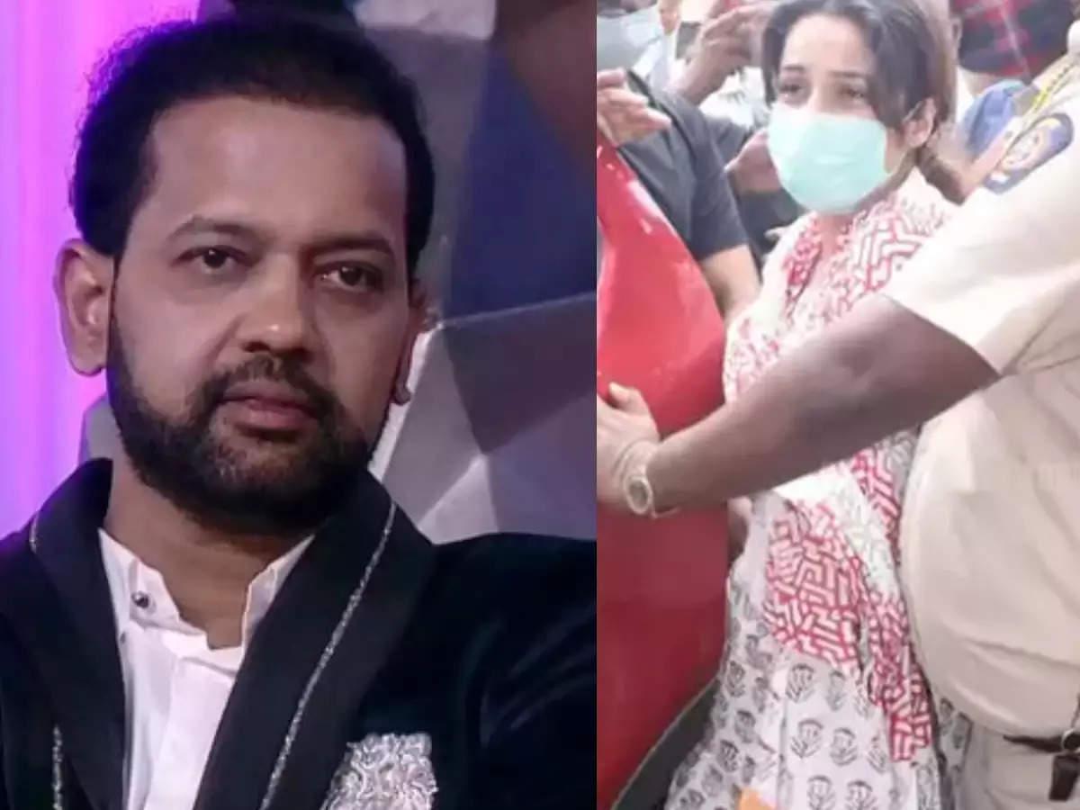 About Rahul Mahajan Shahnaz Gill: Rahul Mahajan narrates Shahnaz Gill Mummy who cries my baby and Siddharth rubs the feet of mortal remains: