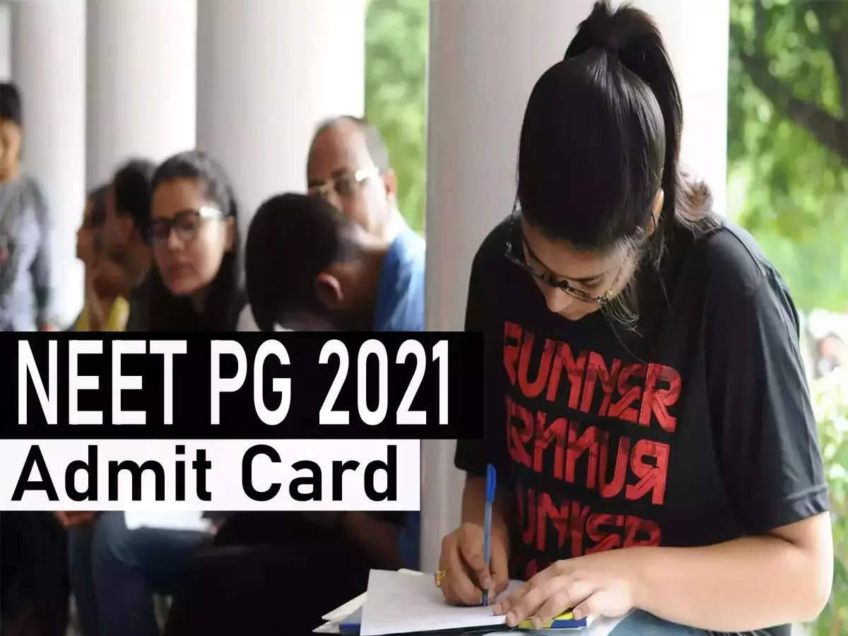 neet 2021: NEET PG Admission Card 2021: Check out how to download and download NEET PG Admission Card here – neet pg 2021 Admission Card on nbe.edu.in, How to Download