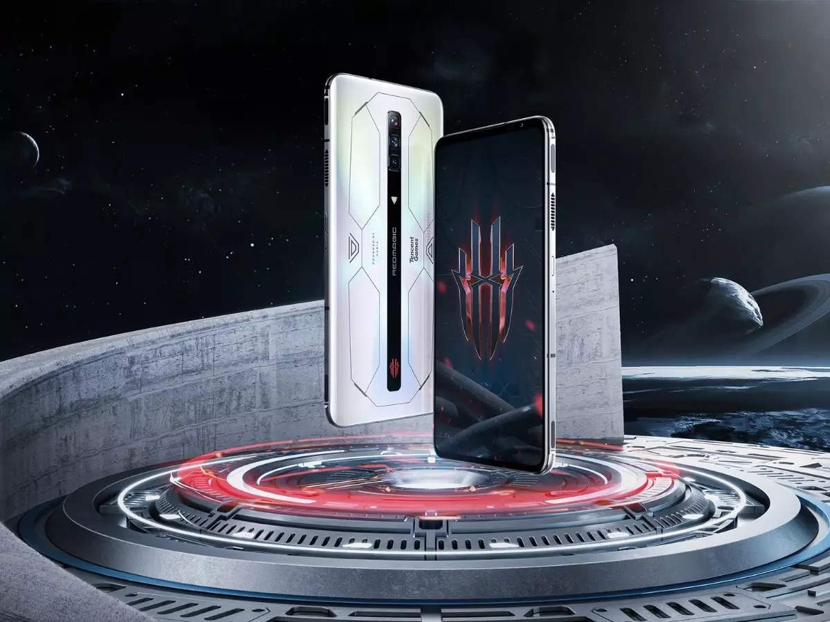 redmagic 6s pro 18gb ram: Smartphones more powerful than laptops!  Redmagic 6S Pro 18GB RAM 720Hz Touch Sampling Rate Launched with Features and More Features
