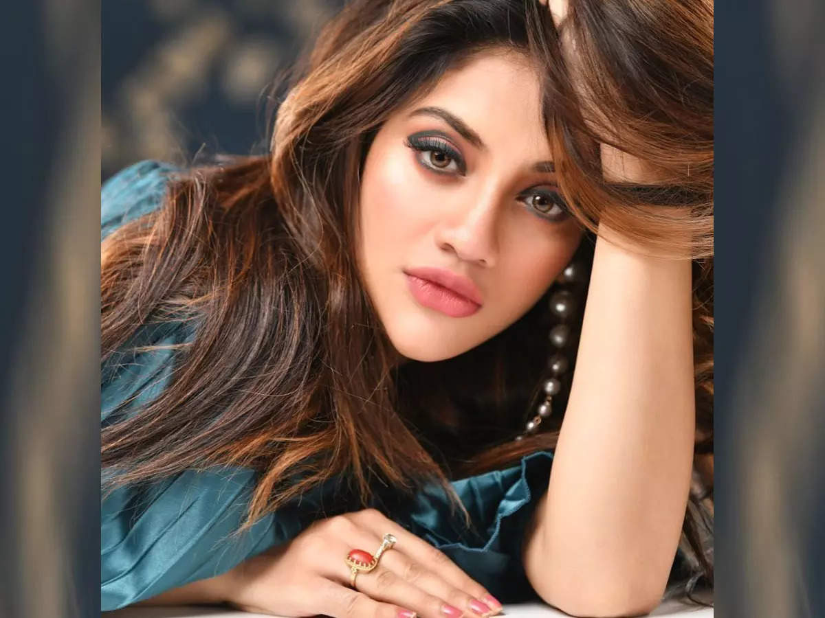 Nusrat Jahan talks about her son's father: Actress Nusrat Jahan reacts when asked about her good half and the boy's father