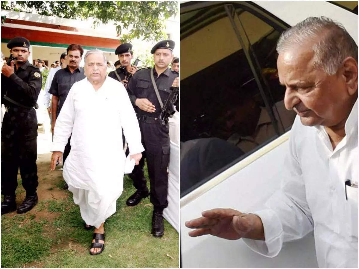 Mulayam Singh Yadav: When Mulayam Singh Yadav said, why do you people touch my feet?  – Pure political story When Mulayam Singh Yadav said, why do you people touch my feet?