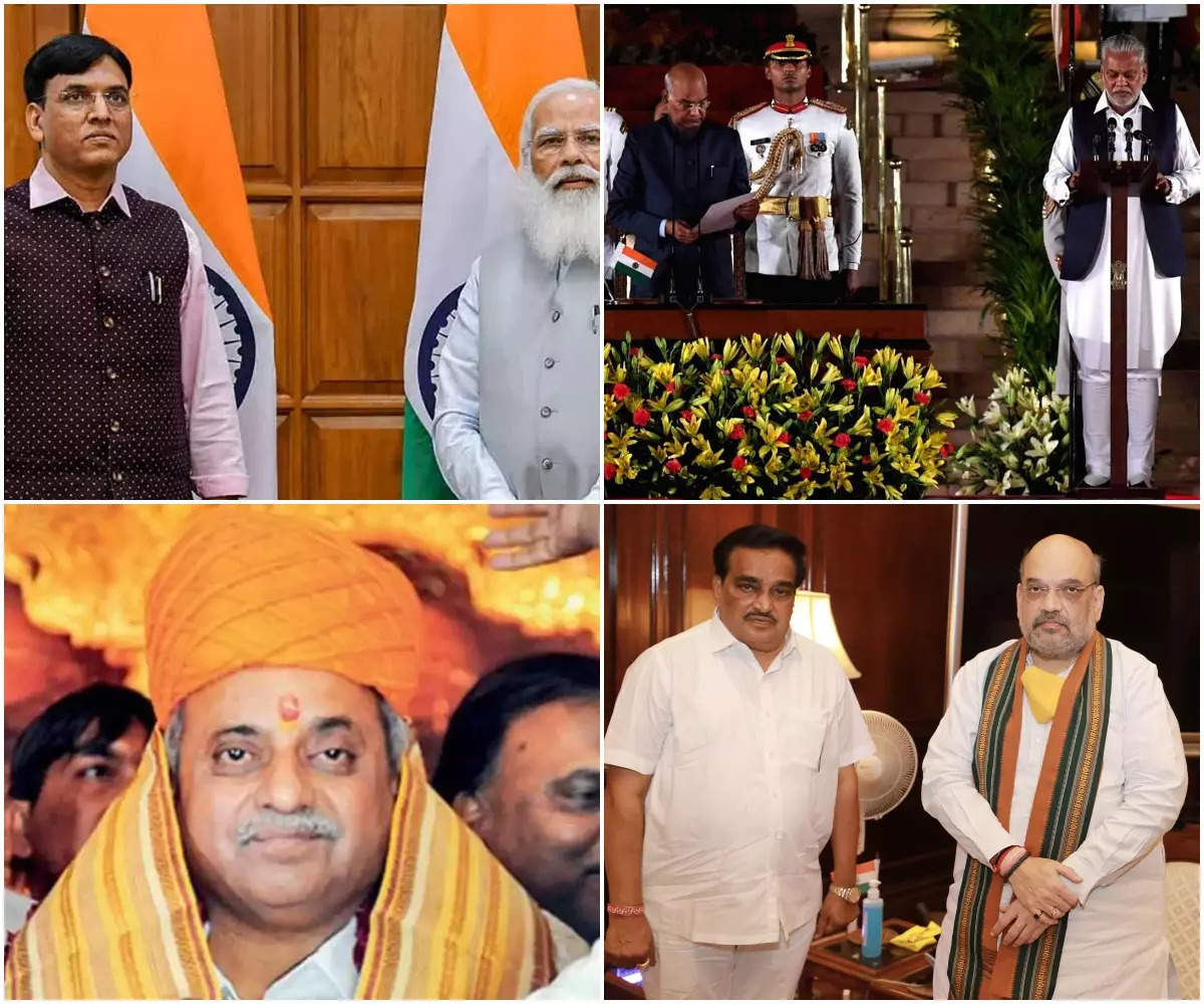 guajarat new cm specialties: Gujarat New CM: After all, why can these 4 leaders become the new Chief Minister of Gujarat?  Features … Ethnic equations, know everything