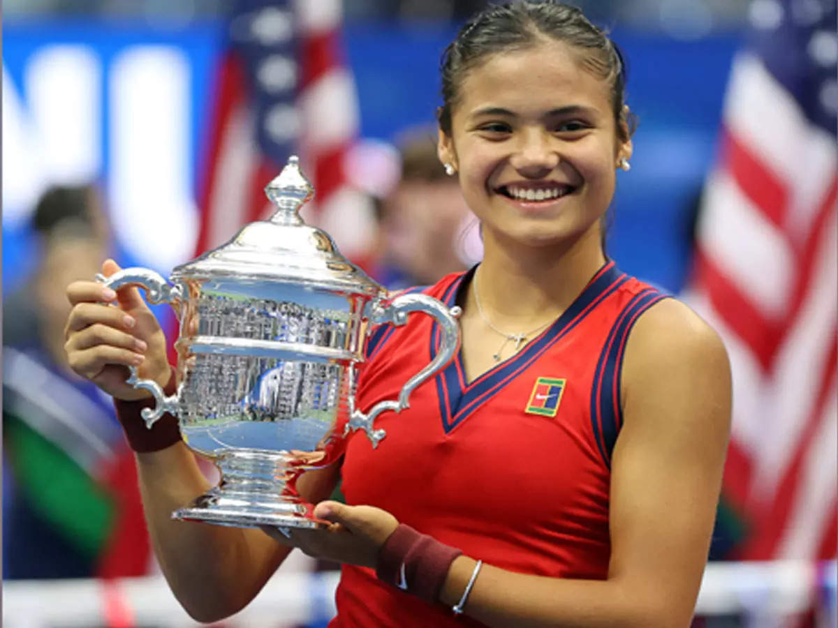Emma Radusanu wins US Open 2021 women's singles