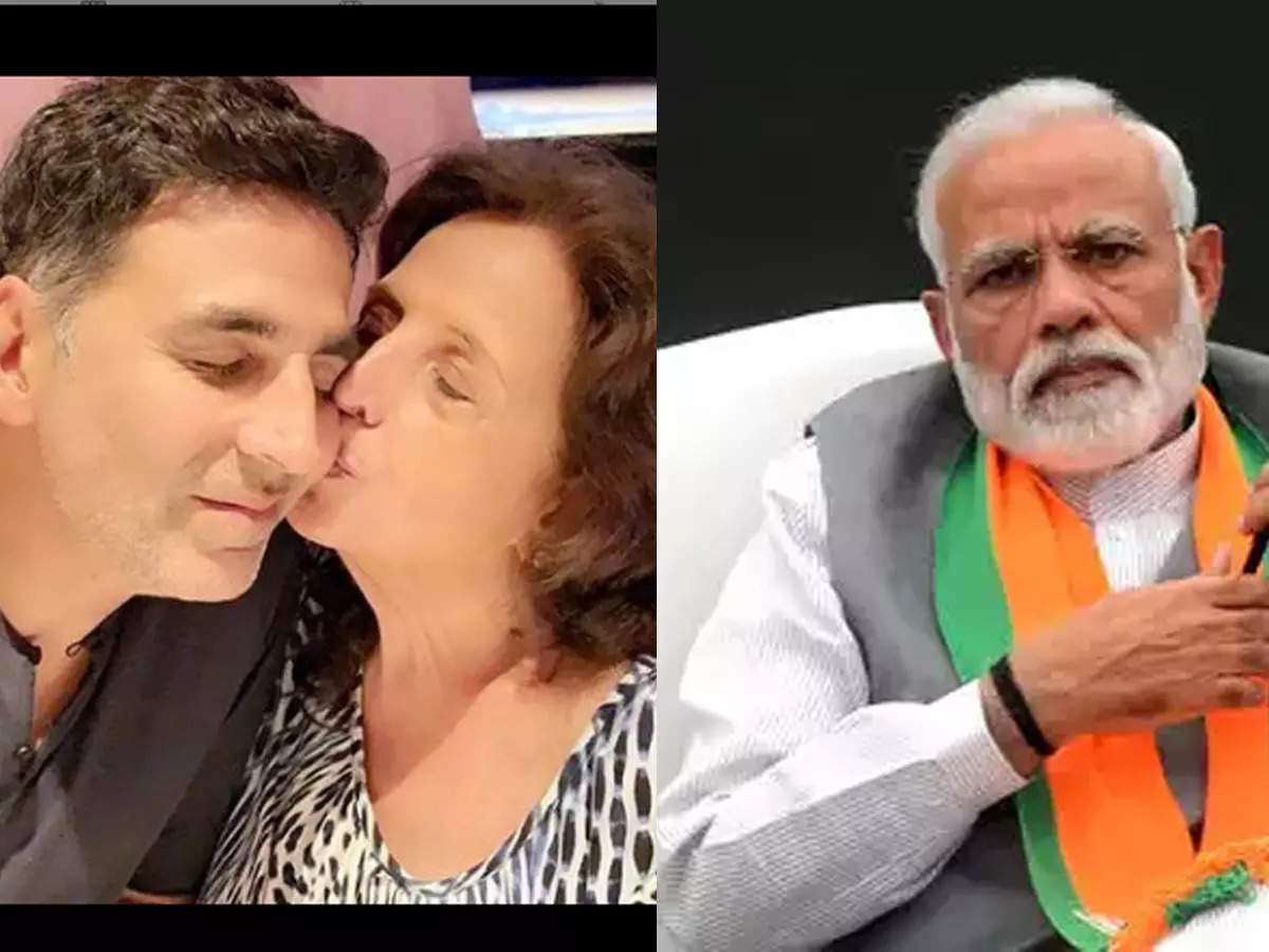 Modi expresses condolences to Akshay Kumar: Modi wrote a long letter and condoled with Akshay Kumar after the death of his mother Aruna Bhatia