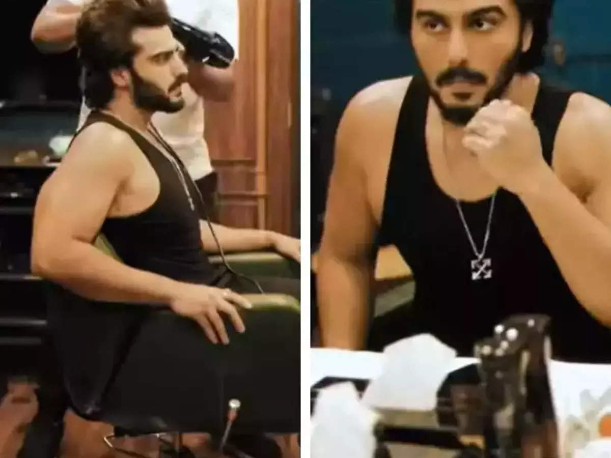 Arjun Kapoor Hair Care Session Video: Arjun Kapoor Video: All celebs including Malaika Arora, Tara Sutaria, Huma Qureshi have commented on Arjun Kapoor's video.