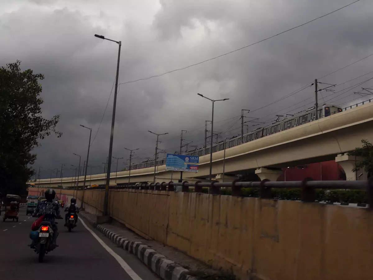 Delhi Monsoon Update: Delhi Rain News Update: Delhi Weather Update Today: Delhi Latest News Weather Weather Update Today: Delhi Rain Update