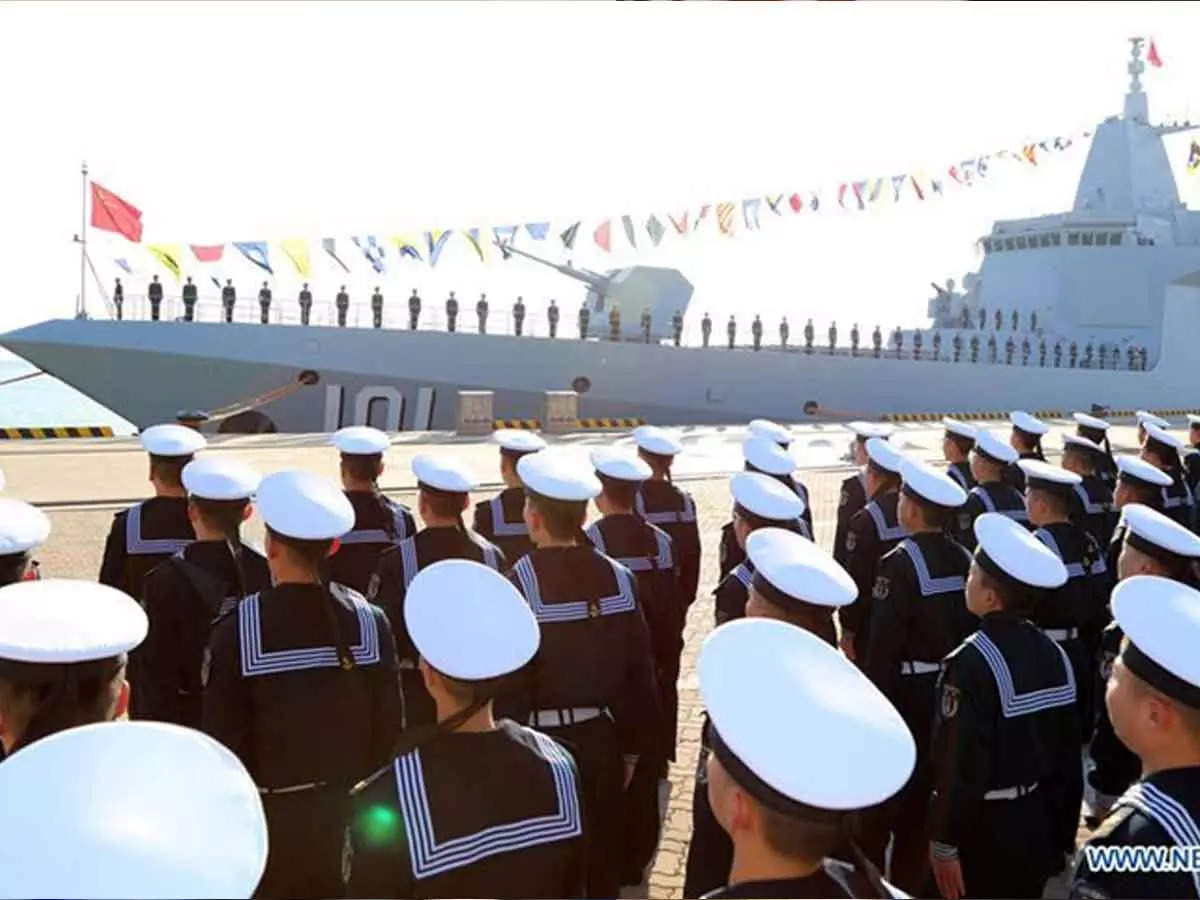 South China Sea News: Chinese PLA warship approaches Aleutian Islands in the shadow of US Coast Guard