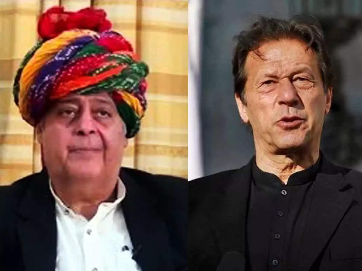 Imran Khan News: Imran Khan to be Junagadh's 'Independence' ambassador like Kashmir