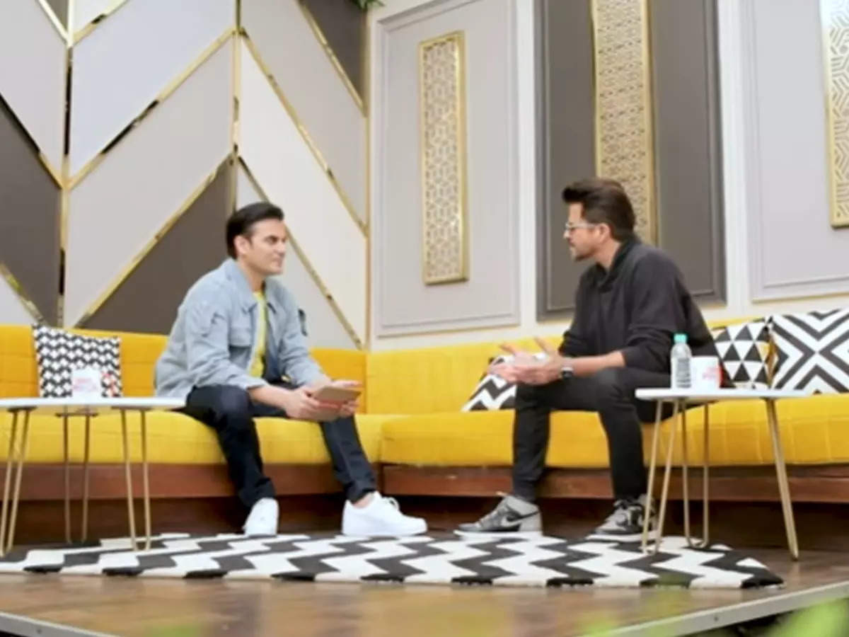 Anil Kapoor appeared in Arbaaz Khan show: Anil Kapoor appeared in Arbaaz Khan show Pinch People comment that I think he drinks snake blood: 'Anil Kapoor drinks snake blood to look young', Arbaaz Khan shows what people are saying