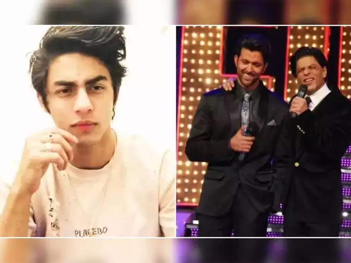 Hrithik Roshan's open letter to Aryan Khan: Hrithik Roshan has written an open letter to Shah Rukh's son Aryan Khan In the drug case: Hrithik Roshan has written an open letter to Shah Rukh's son Aryan Khan, showering love on this lover