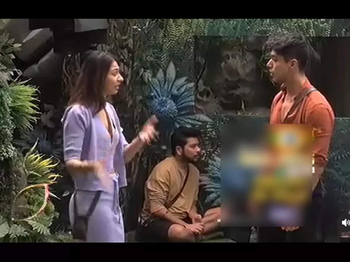 Bigg Boss 15 8th October Promo Twist: Bigg Boss 158th October Promo Symbol Sahajpal Vidhi Pandya broke the lock of the bathroom while taking a bath-