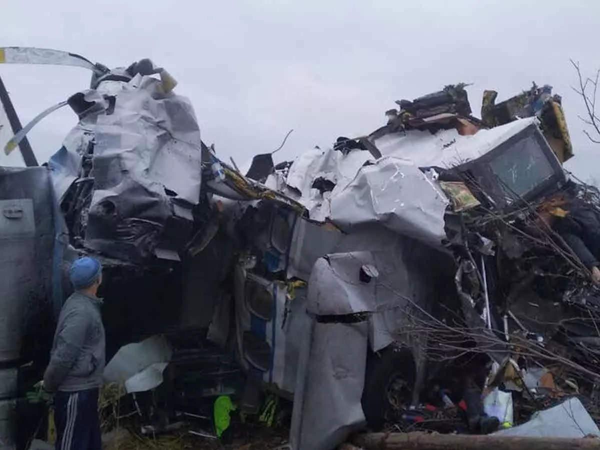 Russia plane crash News: Tatarstan plane crashes over Russian republic Russia many dead