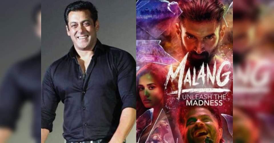 Malang trailer: Salman Khan says 'Jhakas' after watching 'Malang' trailer – Salman khan calls malang trailer jhakaas