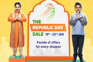 Republic Day sale: Republic Day sale: up to 80 percent discount on Flipkart – republic day sale upto 80 percent discount on electronic product
