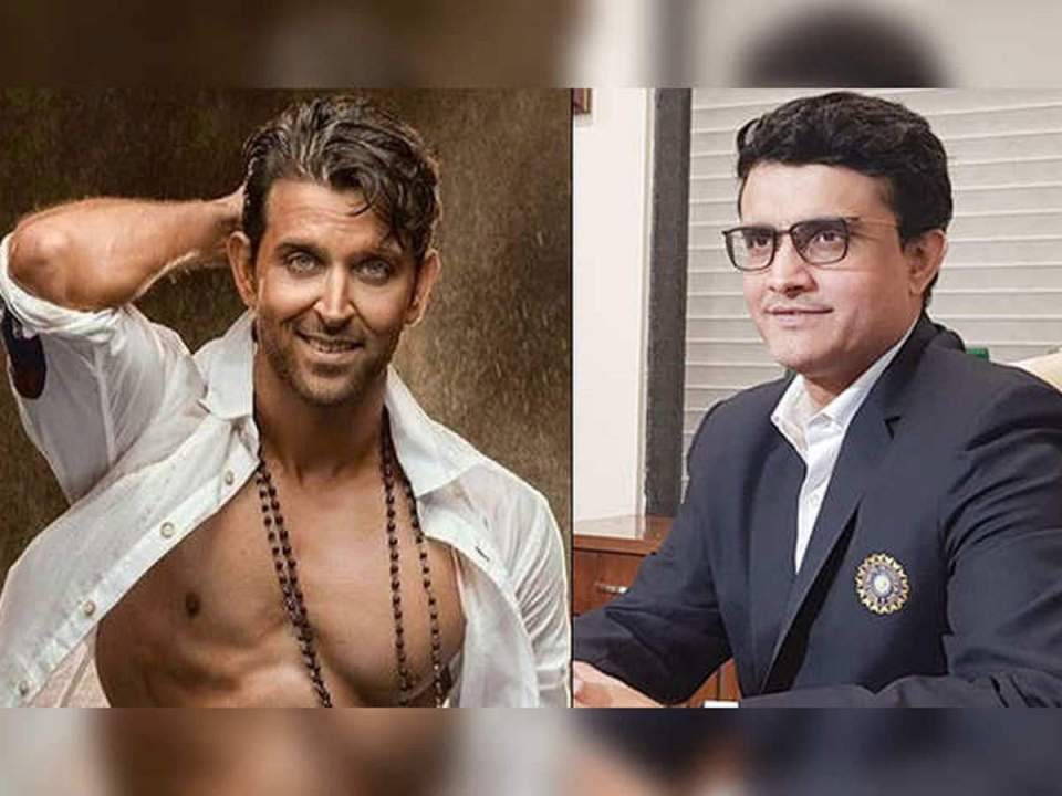 Sourav Ganguly biopic: Will Karan Johar cast Hrithik Roshan in lead role for Sourav Ganguly biopic