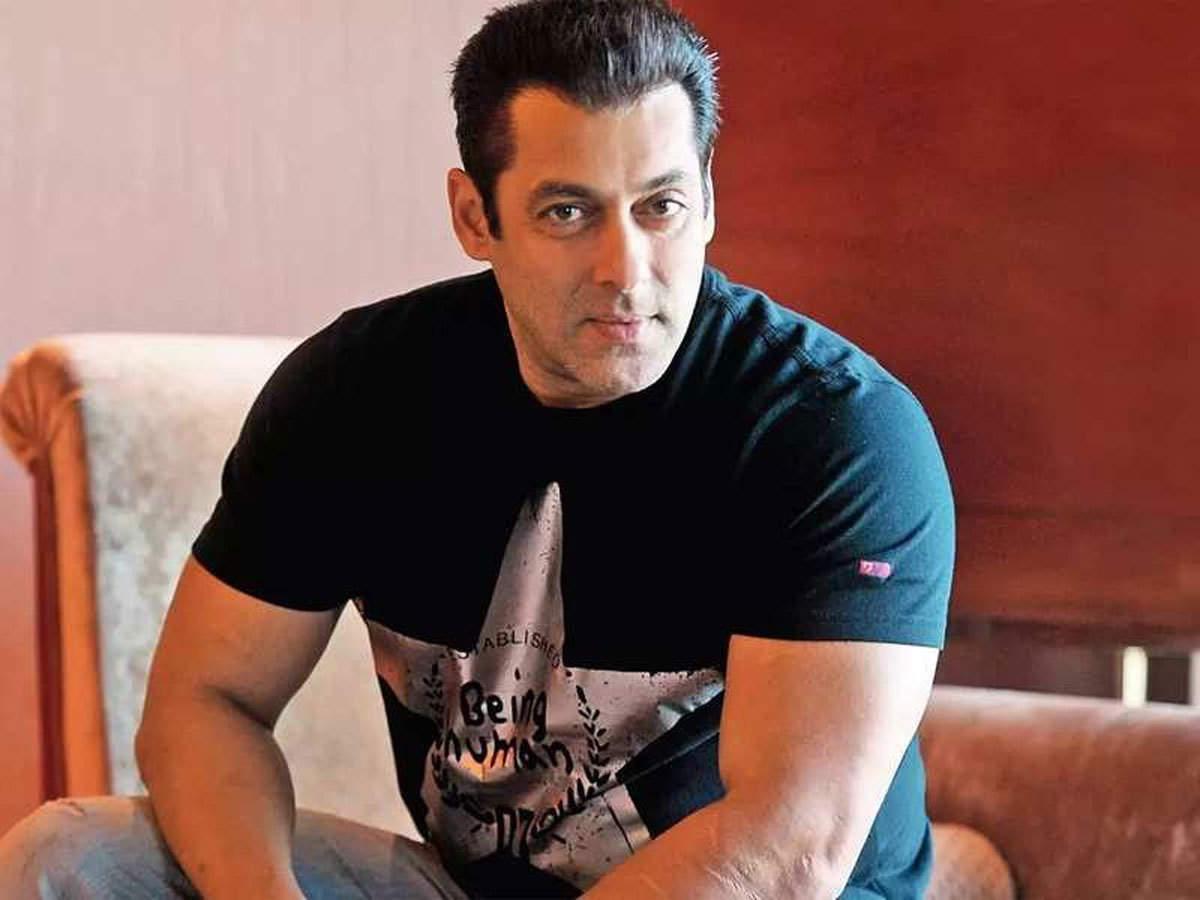 Salman Khan film with Aanand l rai