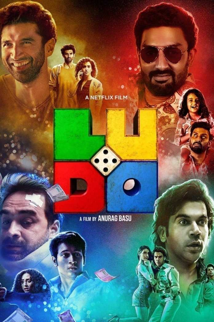 Movie: Ludo (2020) – Bollywood Movie   Mp4 Download