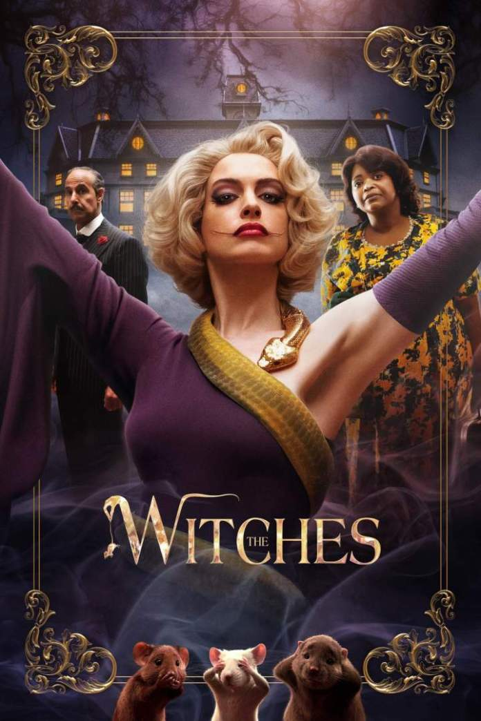 Movie: The Witches (2020)   Mp4 Download