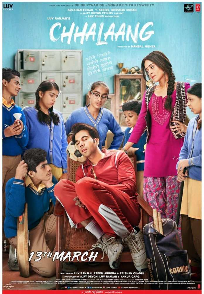 Movie: Chhalaang (2020) – Bollywood Movie | Mp4 Download