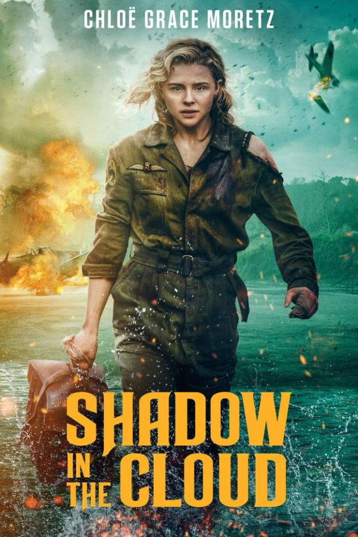 Movie: Shadow in the Cloud (2020)   Mp4 Download