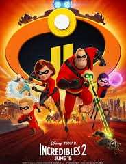 Movie: Incredibles 2 (2018) | Mp4 Download