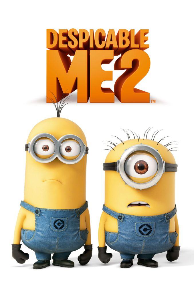 Movie: Despicable Me 2 (2013)   Mp4 Download
