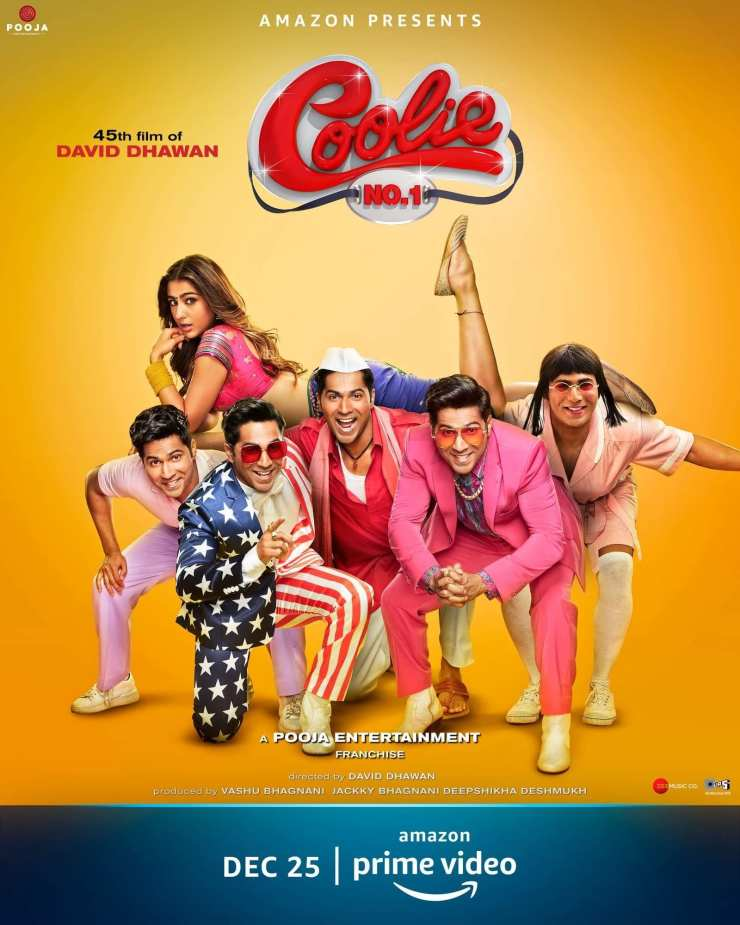 Movie: Coolie No. 1 (2020) – Bollywood | Mp4 Download
