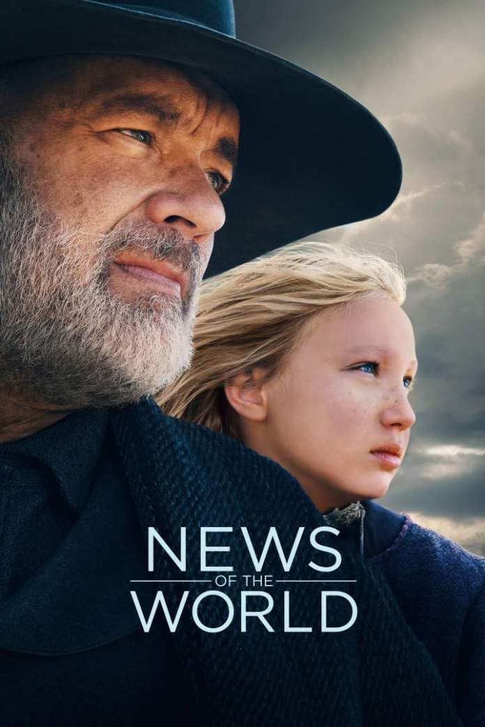 Movie: News of the World (2020)   Mp4 Download