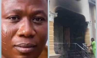 I Can't Blame Fulani People For Setting My House Ablaze – Sunday Igboho