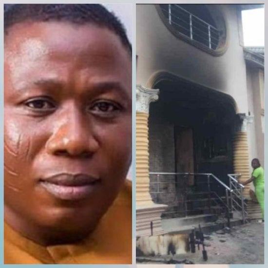I Can't Blame Fulani People For Setting My House Ablaze – Sunday Igboho