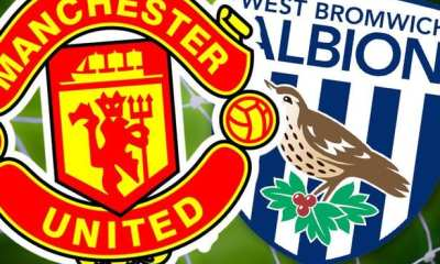 EPL LIVE STREAM: WEST BROM VS MAN UTD (WATCH NOW)