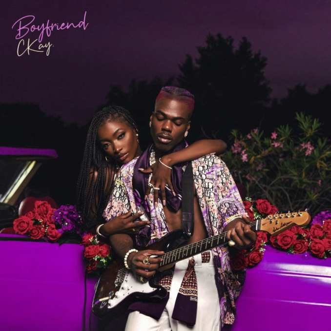 Album: Ckay – Boyfriend (MP3/ZIP)